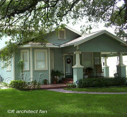 vintage bungalow house plans - Google Search
