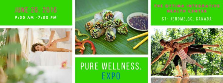 Pure Wellness Expo - expo pure santé et bien-être