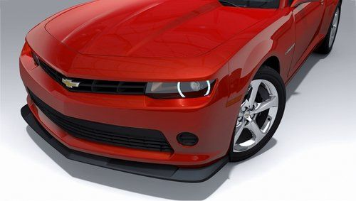 2014 2015 Camaro V6 ACS Front Splitter T5 2014 2015 CAMARO V6 ACS T5 FRONT SPLITTER    This all new 2014 Camaro ACS-T5 splitter is designed for the 2014 and up Camaro LS LT RS, or V6 Trim. This 2014-2015 Chevrolet Camaro ACS splitter follows the same stricy manufacturing tests of previous T5 splitters.