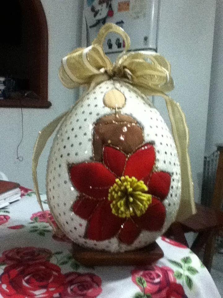 Resultado de imagen para Huevos de icopor navideños