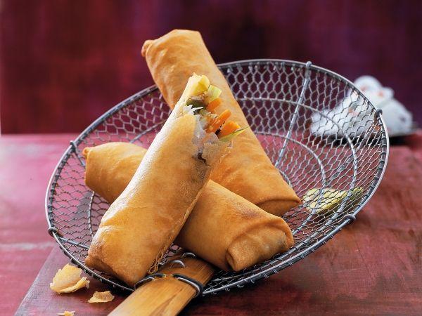 Verwen je gasten met huisgemaakte loempia's - Libelle Lekker!