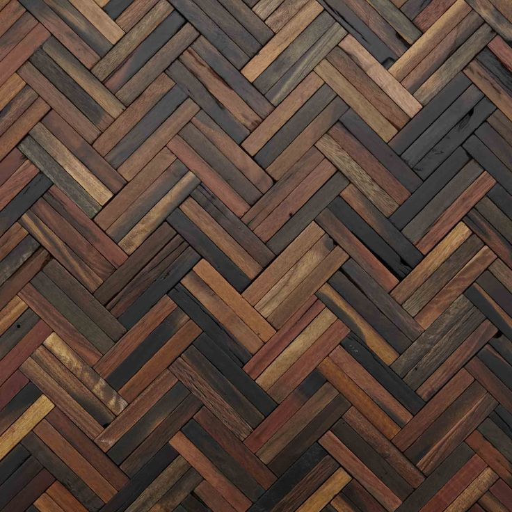 stacked herringbone heliot company detail