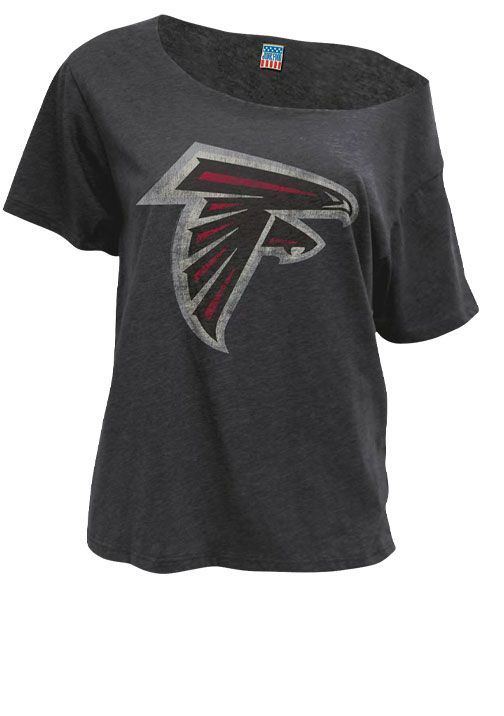 Atlanta Falcons shirt for cuddling up on the couch to watch football!