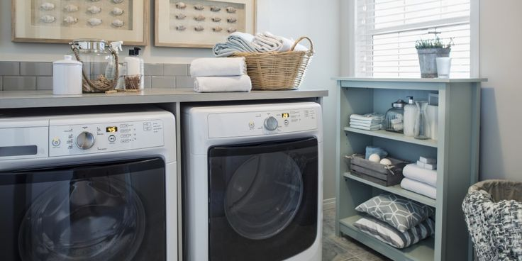 The complete guide to washing and drying your clothes (and deciphering those tricky machine settings).