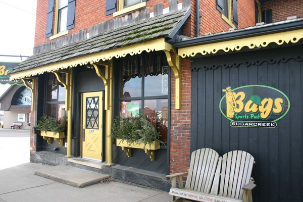Bags Restaurant Sugarcreek Ohio