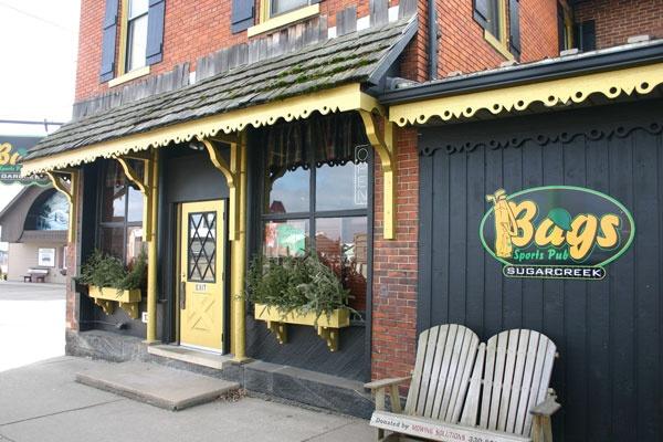 Bags-Sports-Pub-Sugarcreek-Ohio