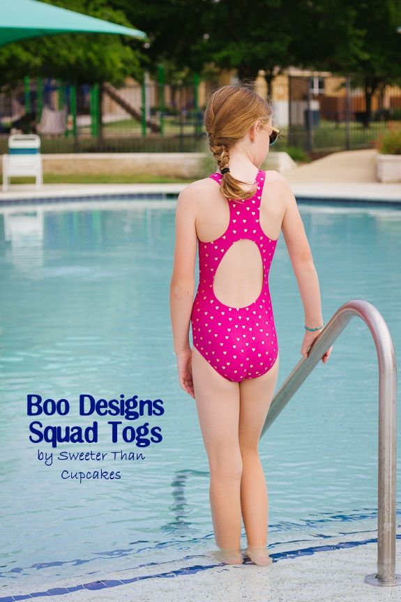 Squad Togs With Images Swimwear Sewing Patterns Kids Swimming
