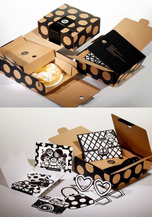 Wenkka Cake Box | Cake packaging | Beitragsdetails | iF ONLINE EXHIBITION