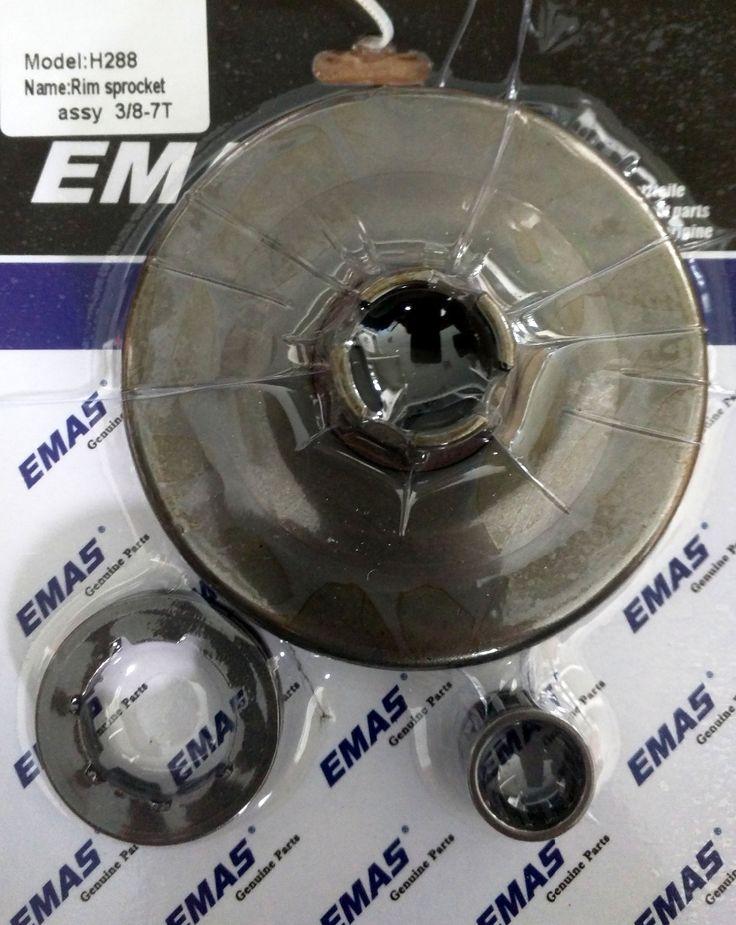 $17.00 (Buy here: https://alitems.com/g/1e8d114494ebda23ff8b16525dc3e8/?i=5&ulp=https%3A%2F%2Fwww.aliexpress.com%2Fitem%2FRim-sproket-SET-for-Saw-hus-288-Chainsaw-parts-PARTS-part-kit-RIM-SPROCKET-ASSY-3%2F32729176835.html ) Rim sproket  SET for Saw hus 288 Chainsaw parts PARTS part kit RIM SPROCKET ASSY 3/8-7 for just $17.00