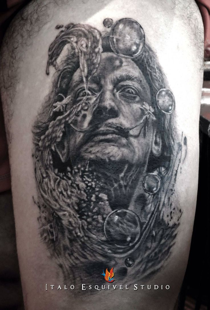 Salvador Dali By italo esquivel