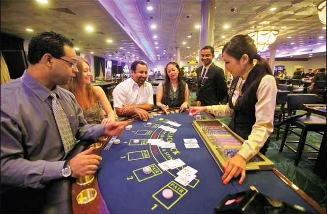 casinos with slot machines in los angeles