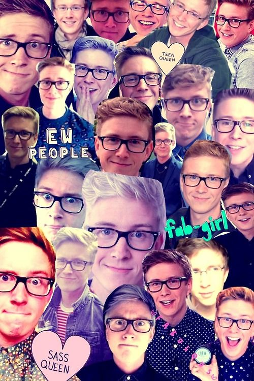 Tyler Oakley Tumblr Collage | www.pixshark.com - Images ...