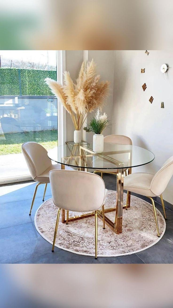 Decor Home Living Room, Home Decor Kitchen, Home And Living, Home Room Design, Dining Room Design, Home Interior Design, Simple Interior, Modern Interior, Apartment Living