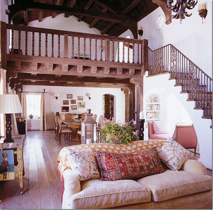 Colonial Dining Rooms Center Hall Colonial Kitchen Room: 131 Best Mezzanine Images On Pinterest