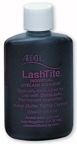 Ardell Lashtite Adhesive, Dark, 0.75 fl.oz. Bottle $5.34 (save $0.58) + Free Shipping