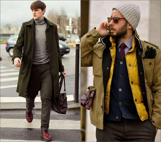 Мужская мода. Streetstyle: что носят мужчины? |Весна-лето 2016 на Fashion-fashion.ru