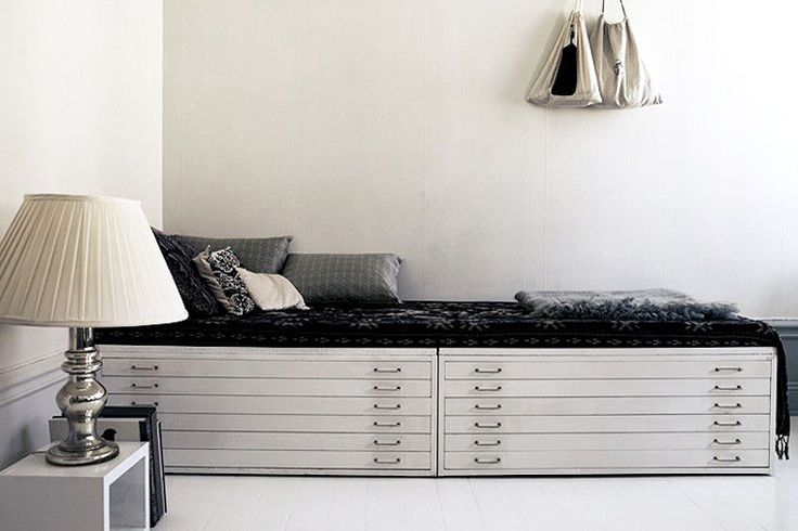 Cool, Practical Flat File Beds