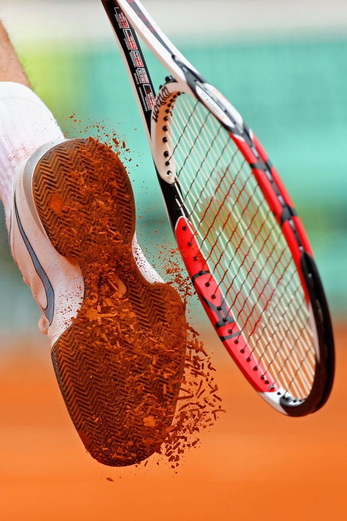 The French Open would irritate me...unless I was sponsored by NIKE. One piece of advice--don't wear white!