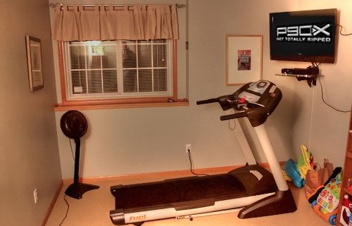 Best home workout room ideas images on pinterest