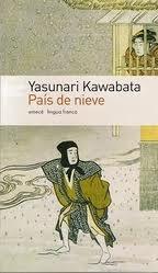 País de nieve. Yasunari Kawabata | Shimamura regresa al País de Nieve, atraído por la belleza de la estación y el tradicional estilo de vida, y especialmente por Komako, una joven aprendiz de Geisha que conoció en un viaje anterior. Él es un hombre rico, de mediana edad, que intenta escapar de la sombra de la primavera, y buscando recobrar el sentido de la honestidad consigo mismo, cayó prendado de la inocente, joven belleza, y pureza de la joven Geisha.