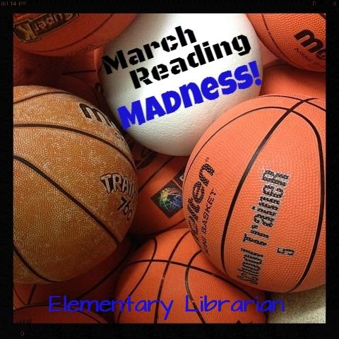 March Reading Madness! - Elementary Librarian