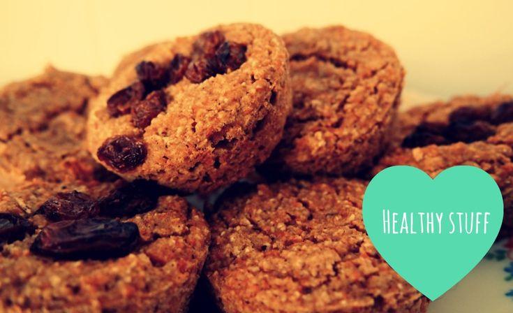 Wortelpulp muffins