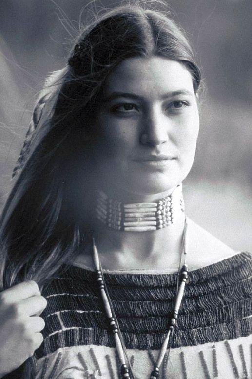 Brandon merrill native american women