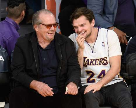"© Noel Vasquez/GC Images/Getty Images  JACK NICHOLSON  ""Ten Cups"" (2013) actor Ray (R) is the son of ""The Departed"" actor.  Other children: Jennifer, Honey Hollman and Lorraine"