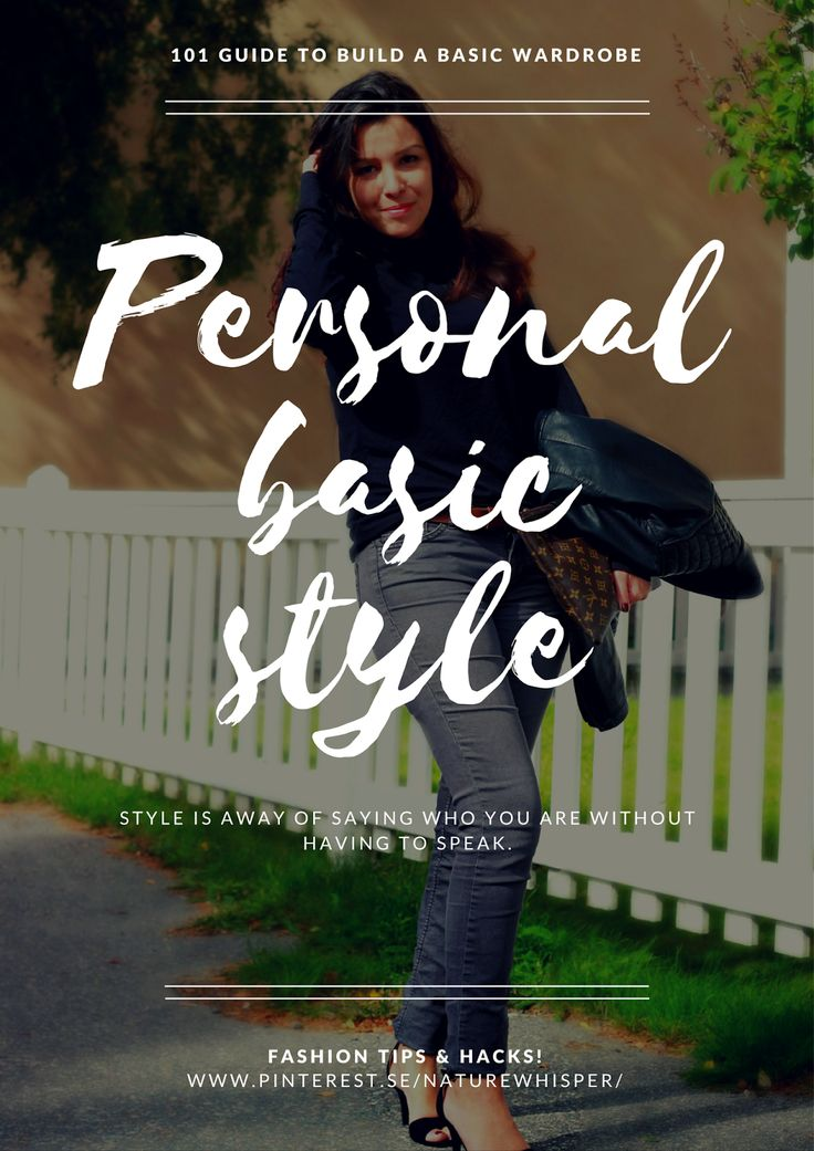 101 Guide Boards To Build Your Personal Basic Style