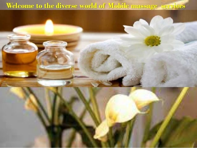Mobile massage in London is here to take care of your beauty needs and keep you relaxed, pampered and beautiful. No need to travel ar and wide because our experts now come to you!
