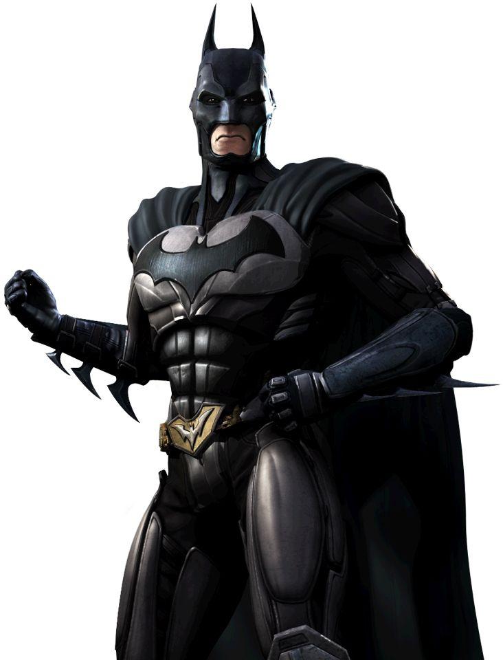 Batman from Injustice: Gods Among Us.