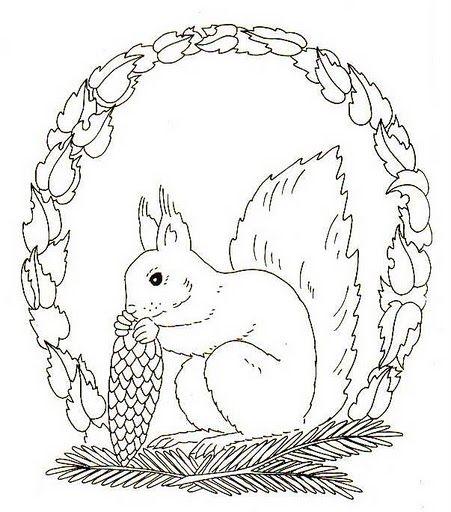 Kreatív gyűjteményem: Őszi üvegfestés - állatok
