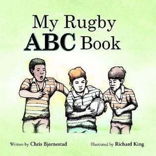 #MyRugbyABCBook available in soft cover and ebook is an exciting way to introduce small children to the great sport of rugby while learning the alphabet! http://www.lulu.com/shop/chris-bjornestad/my-rugby-abc-book/paperback/product-22178832.html