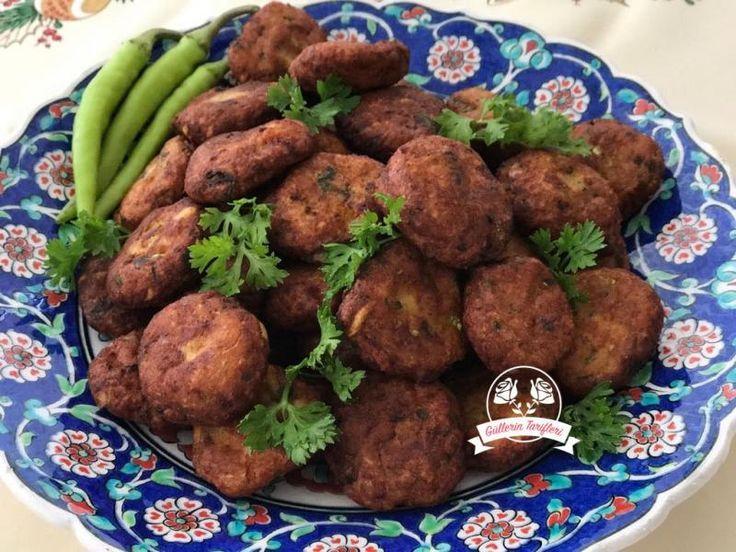 Sebzeli Tavuk Köftesi    Güllerin Tarifleri
