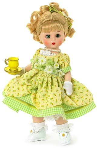 Madame Alexander 8 Inch Americana Collection Doll - Camomille Tea