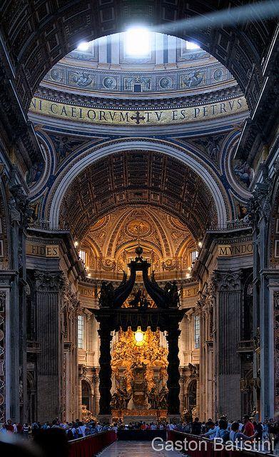 Basilica San Pietro in Vaticano, Rome