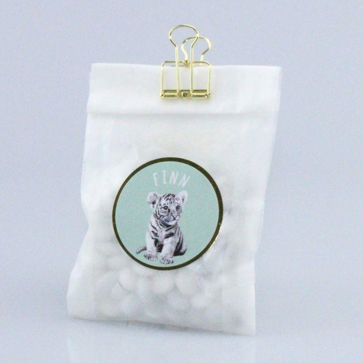 Glassine zakje (small) - Papier en karton - Verpakkingen - DIY producten