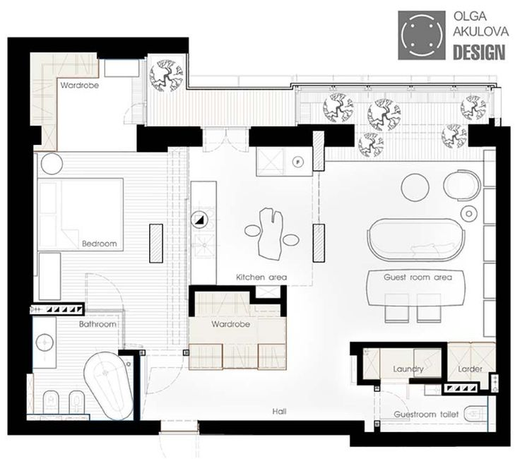 303 best HOME SWEET HOME images on Pinterest Small houses - plan maison r 1 gratuit