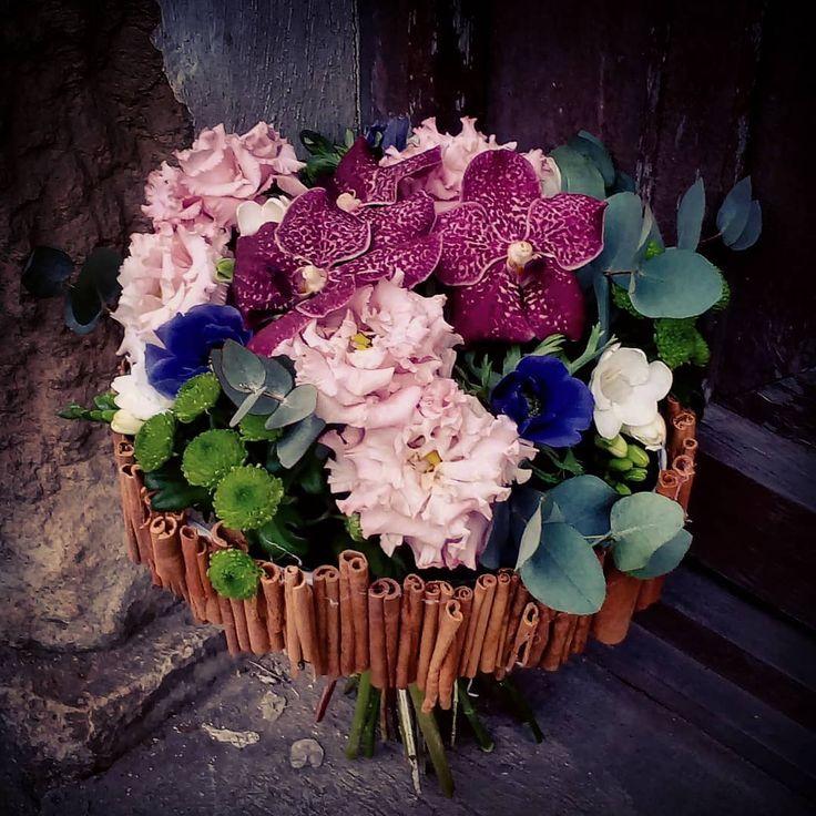 "1 aprecieri, 1 comentarii - Floraria Dorothy's (@florariadorothys) pe Instagram: ""Vanda for birthday.. #birthdayflowers #cluj #clujnapoca #clujcenter #florariecluj #lifeincluj…"""