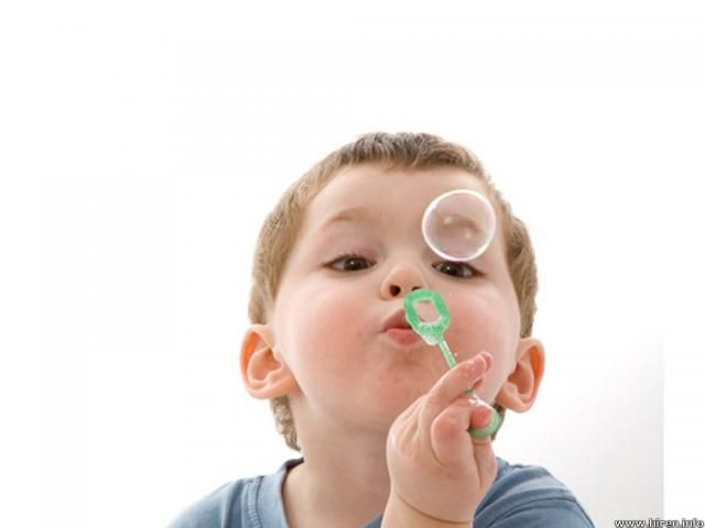 Bubble blowing for speech therapy, oral motor therapy, joint attention, and more.  Visit pinterest.com/arktherapeutic for more #oralmotor #speechtherapy ideas