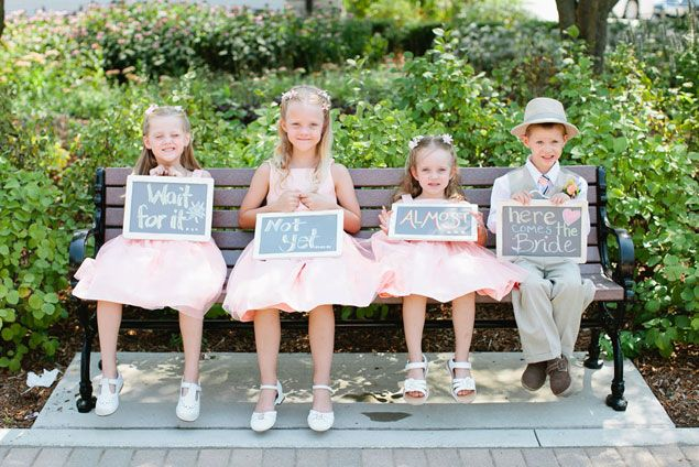 Something for all those middle girls in my life. Not old enough to be a bridesmaid but too old to be flower girls. Mabry, Kenna and Reagan