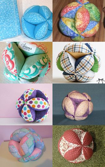 Montessori Infant Clutch Ball - Puzzle Ball from Teaching from a Tacklebox