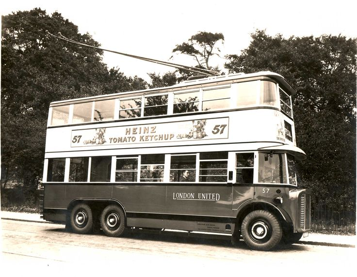 Trolleybuses In London - Yahoo Image Search results