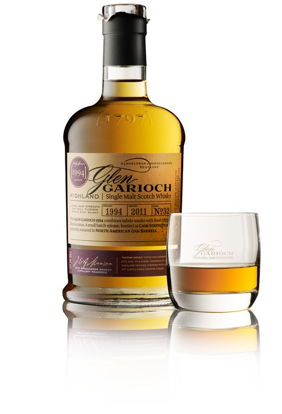 Vintage 1994 - Scotch Whisky - Glen Garioch available from Whisky Please.