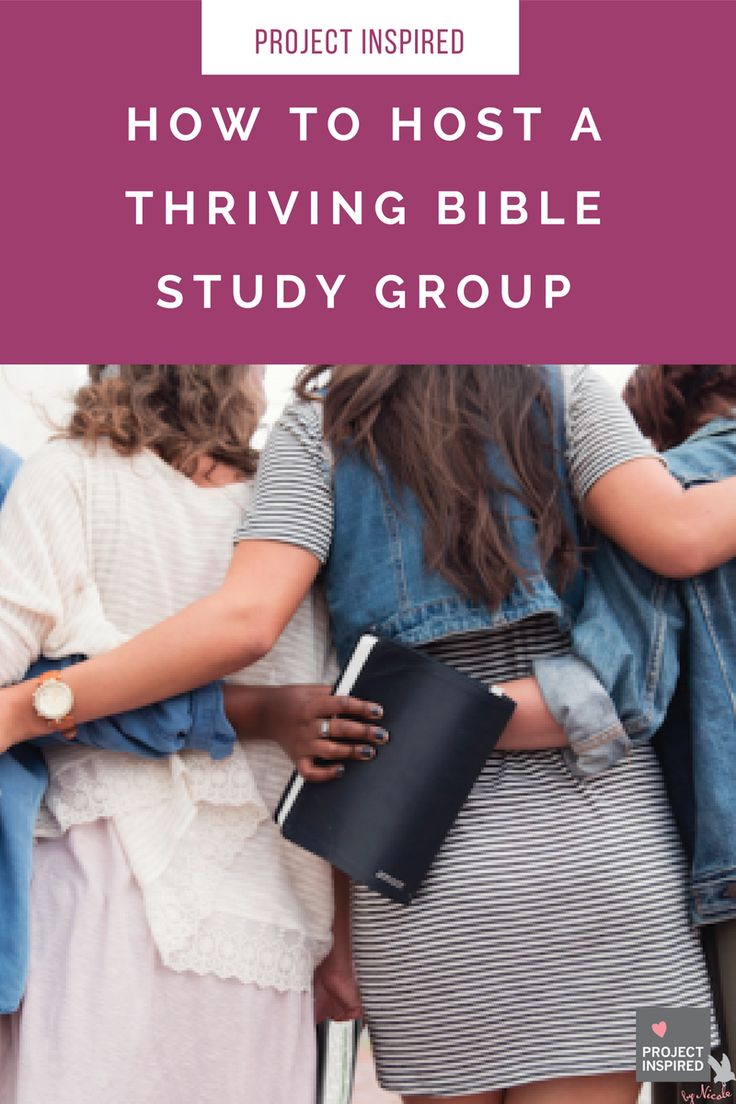 A thriving Bible study requires some effort from the host, but with intention and purpose it's possible to encourage a group of believers to grow with one another in faith.