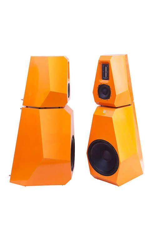 Oxygen Acoustic | Diamante – четырехполосные акустические системы | Кислород Акустический