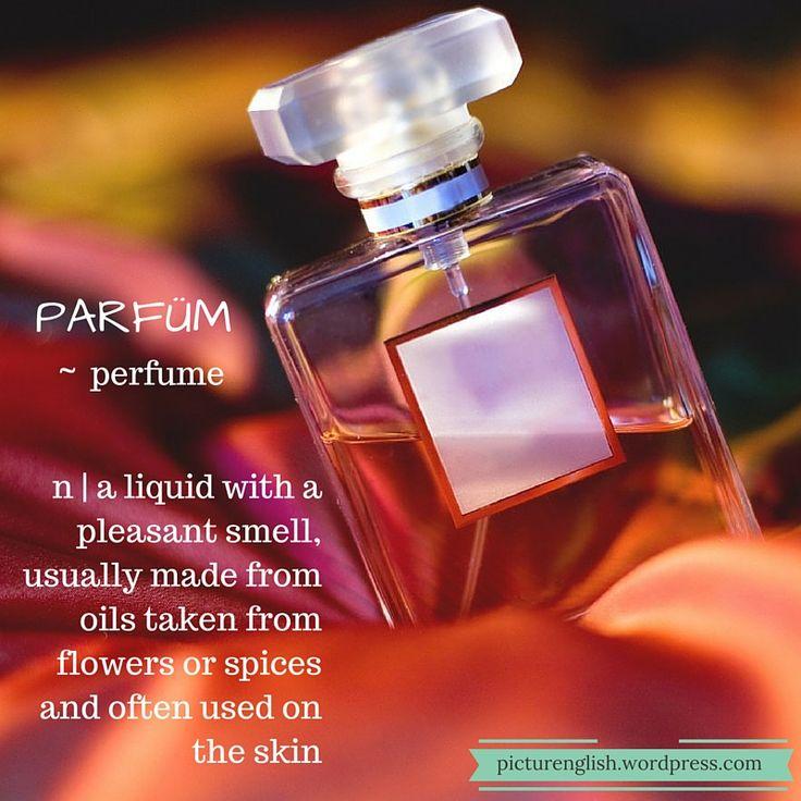 Perfume / Parfüm