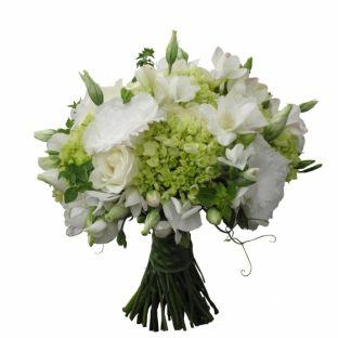 FlowWow! - Свадебный букет из гортензии - цветы от всех флористов твоего города