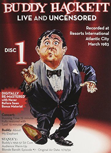 Buddy Hackett Live and Uncensored At Resorts Internationa... https://www.amazon.com/dp/B00ARPNZVE/ref=cm_sw_r_pi_dp_x_LgBUybK9HH70V