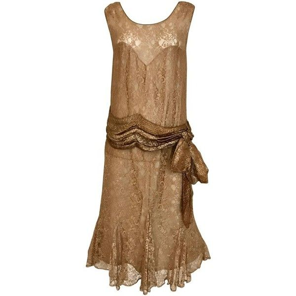 Mocha colored short lace dresses